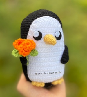 Adventure Time Gunter Pattern