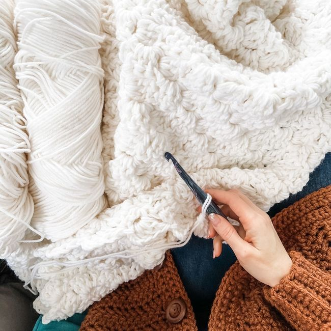 Modern C2C Blanket