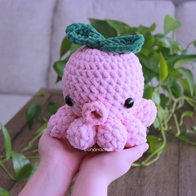 Strawberry Tako