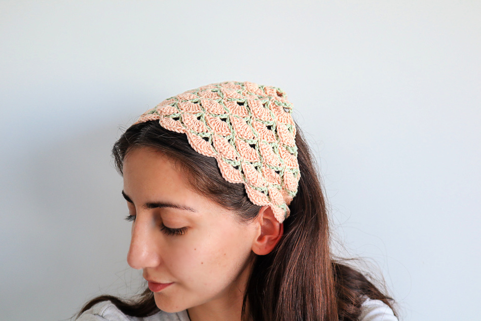 Beautiful Shells Bandana