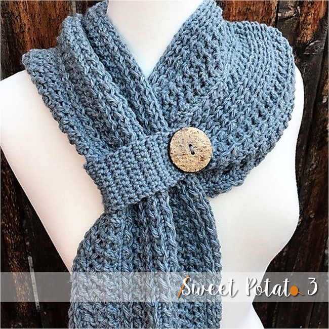 Winter Wishes Scarf
