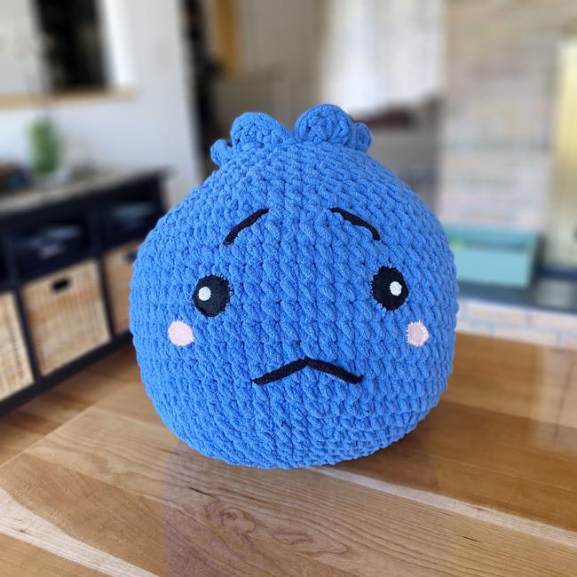 The Big Blue Berry