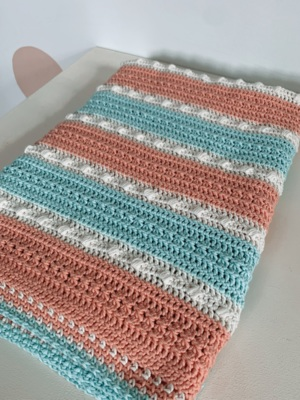 The Starry Dreams Baby Blanket