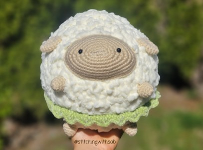 Danny the Dandelion Sheep