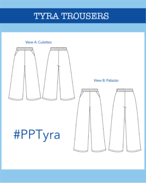 The Tyra Trousers