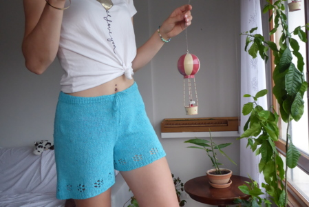 Mongolfiera Shorts