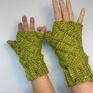 Tessellated Mitts