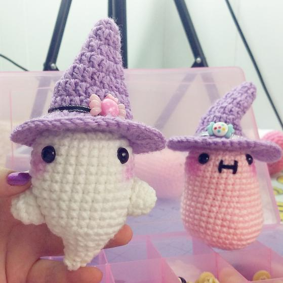 Small Witch Hat for Dolls