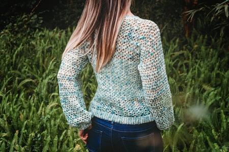 Muse Summer Crochet Top