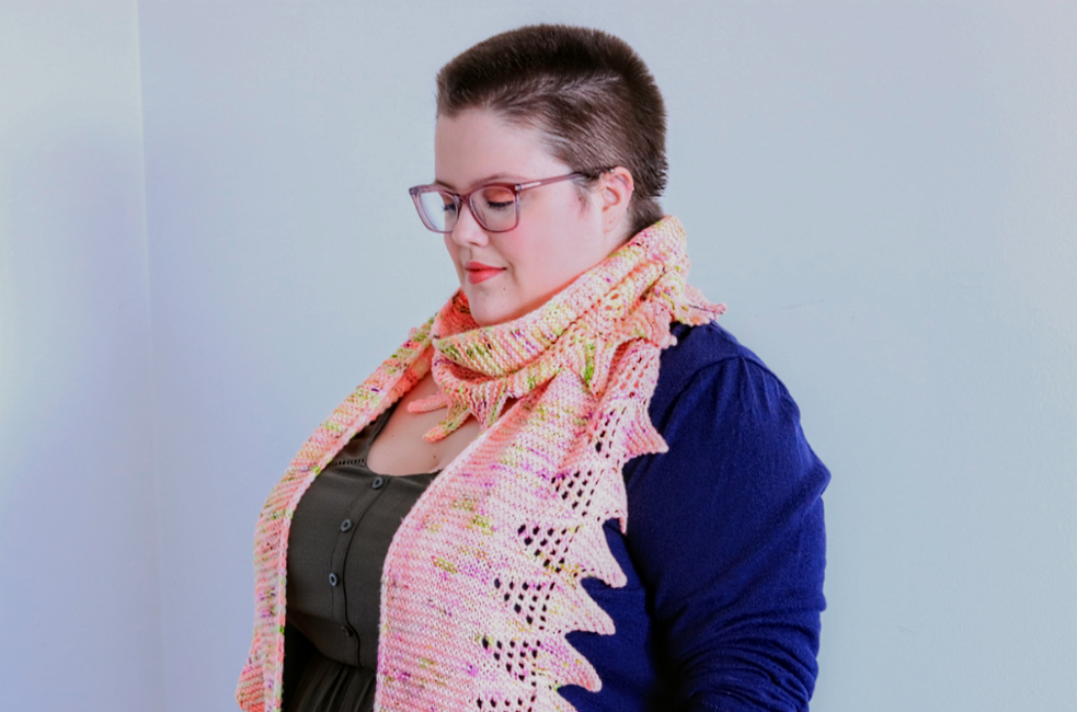 Whipsaw Scarf
