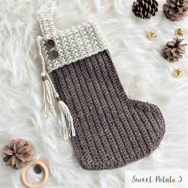 Joyeux Noel Christmas Stocking