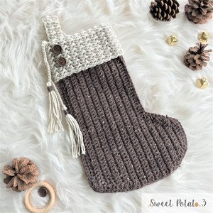 Joyeux Noel Christmas Stocking