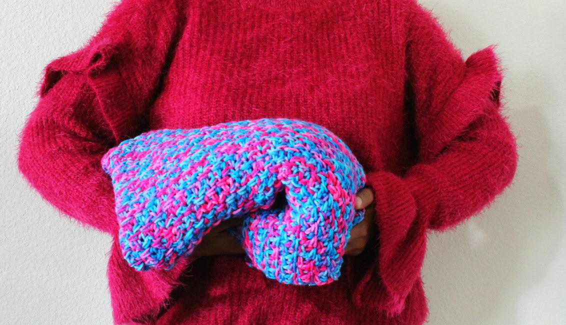 The Motley Inn Crochet Throw