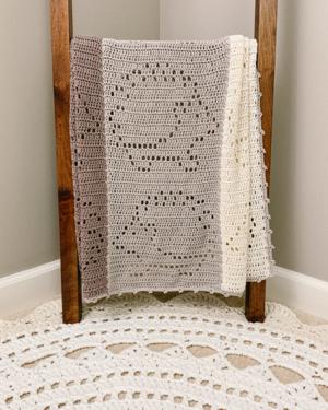 Harley (Hedgehog) Blanket