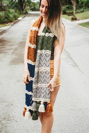 Wander Knit Wrap