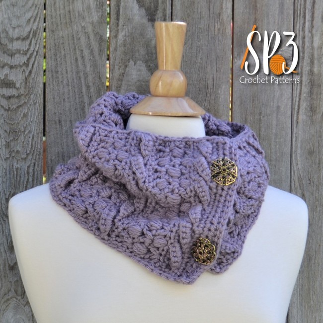 Boulder Creek Cowl