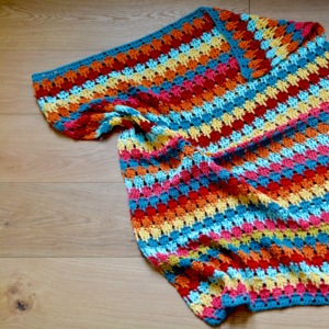 Larksfoot Blanket