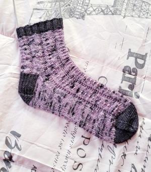 Breakfast In Bed Socks