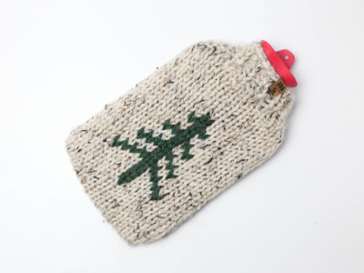 tree Hot Water Bottle Cover