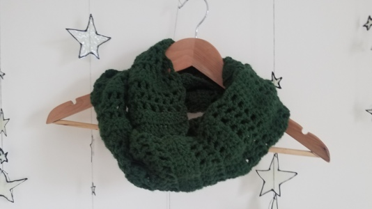 Forest Moon Cowl