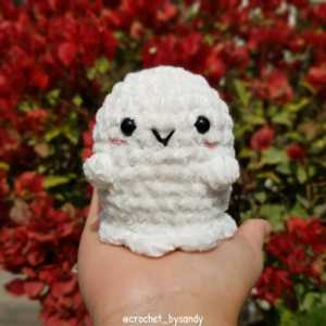 Baby ghost (No-Sew!)
