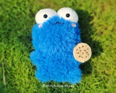 Chubby Cookie Monster