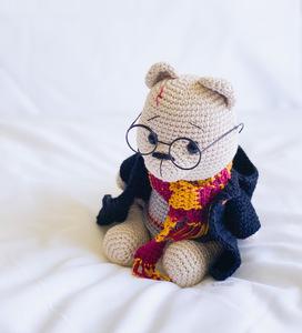 Harry the Wizard Bear
