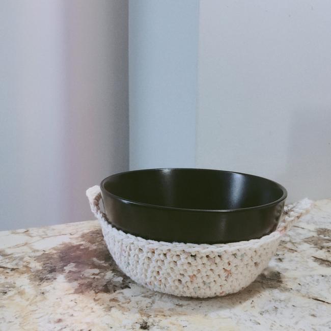 Grandma's Bowl Cozy