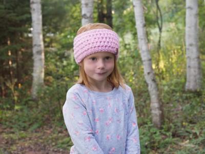 Chunky Ear Warmer Headband Children Women