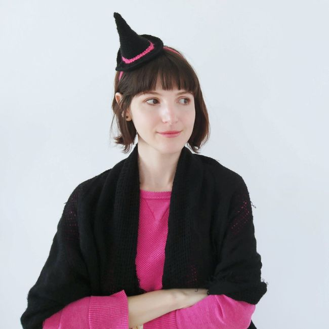 Witch's Hat Headband Attachment