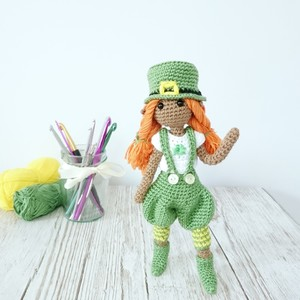 Saorise the little Leprechaun
