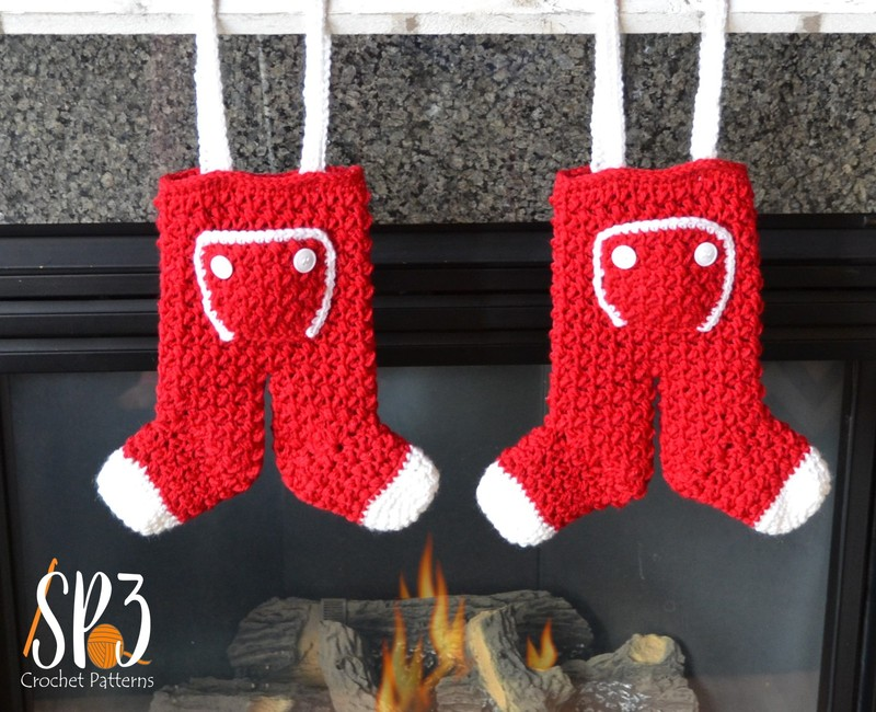 Long John Christmas Stocking