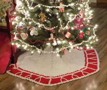 O Christmas Tree Skirt