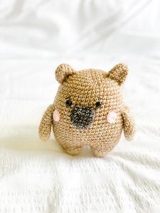 Willkie the Wombat