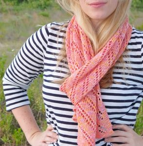 Diagonally yours scarf 1820