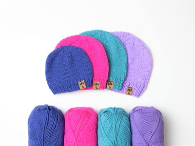 The Perfect Worsted Weight Hat