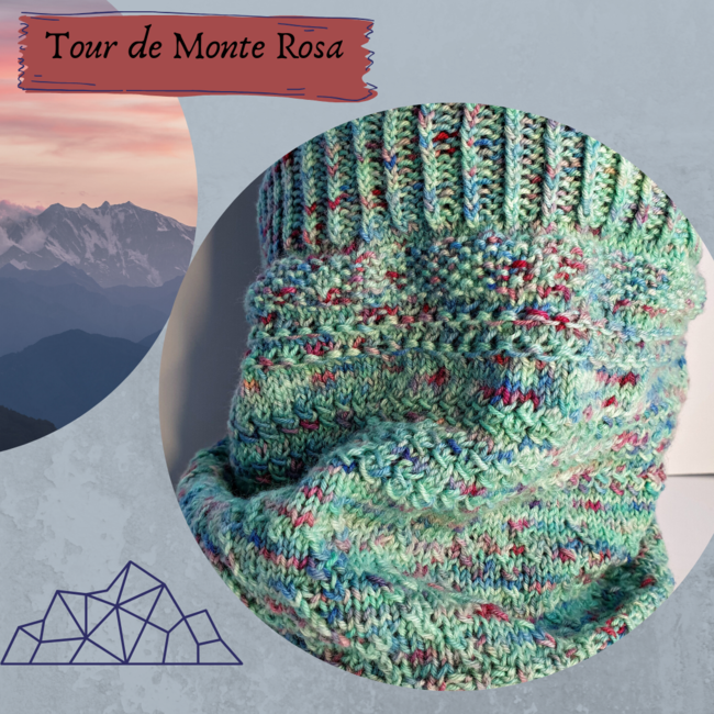 Tour de Monte Rosa Cowl