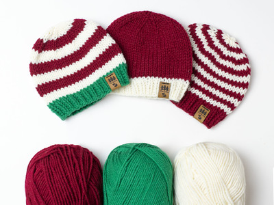 Christmas Santa Hat Bundle For The Whole Family