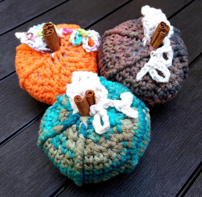 Cinnamon Pumpkins