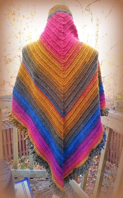 Mapling Shawl