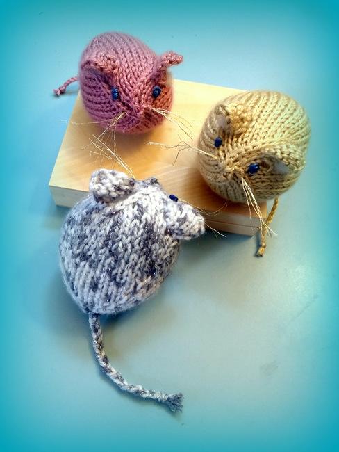 Portly Mice & Chubby Bunny
