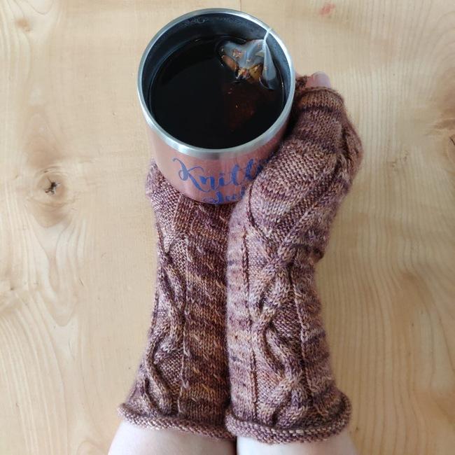 Warm Brew Mittens