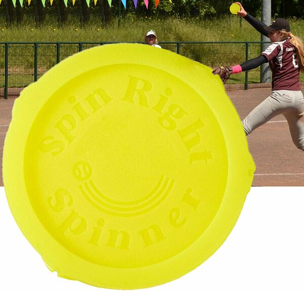 MILITARIA Spin Right Softball Spinner Fastpitch for Pitchers, Softball Training Aid, Perfect for Pitching & Throwing.1 Pack