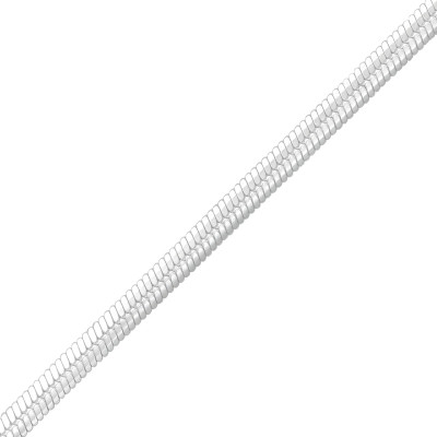 45cm Silver Herringbone chain with 5cm Extension lncluded