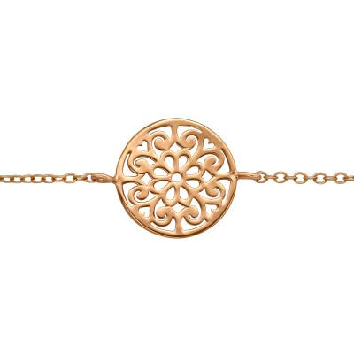 Silver Antique Bracelet
