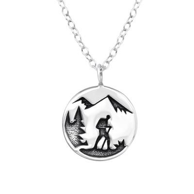 Silver Adventure Necklace