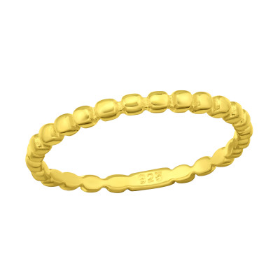 Silver Weaving Ring