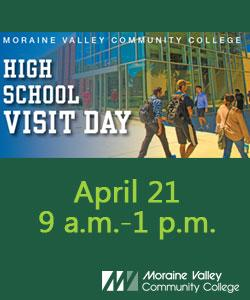 Moraine Valley Community College Open House