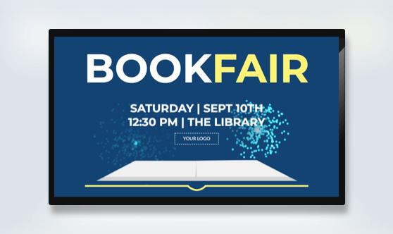Announcement Book Fair