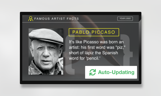 Famous Artist Facts